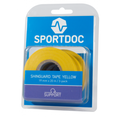 Sportdoc Sock Tape Yellow (x3)
