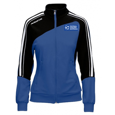 FCA Ladies Forza Track Jacket